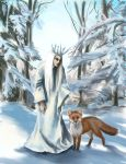 Lady of Cold by nienor