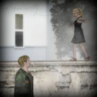 SH2-Meeting Laura by IamRinoaHeartilly