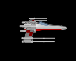xwing wip by jy1971
