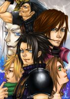 FFVII Crisis Core by speedi88