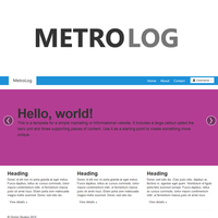 MetroLog by Grimmdev