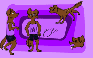 Ellie-CE by wwolf5