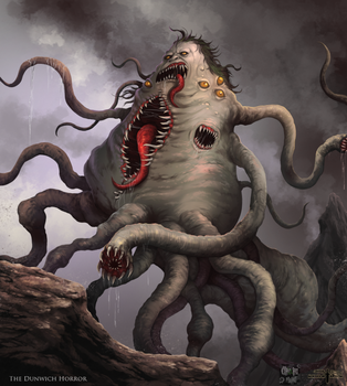 Cthulhu Project - The Dunwich Horror by Serathus