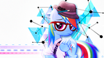 Hipster Dash by KibbieTheGreat