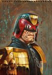 Dredd by LOGANNINEFINGERS