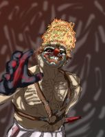 SweetTooth-twisted Metal Black by Absolhunter251