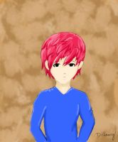 Some red haired guy XD by theassassin07