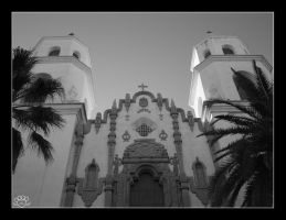 St Augustine Cathedral by devildoll