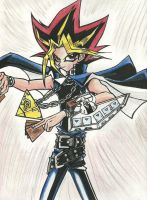 Color Atem by maboku