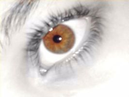 My eye by JellyBean1050