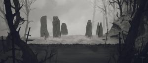 Nordic Cairn by ranits123