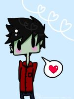 Marshall Lee c: by xLhoodies