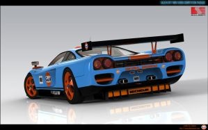 Saleen sr7 TT CP V2 Gulf R3 by RJamp