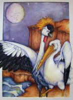 The Pelican Chorus by Cailey5586