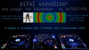 piXel visualizer by HiTBiT-PA