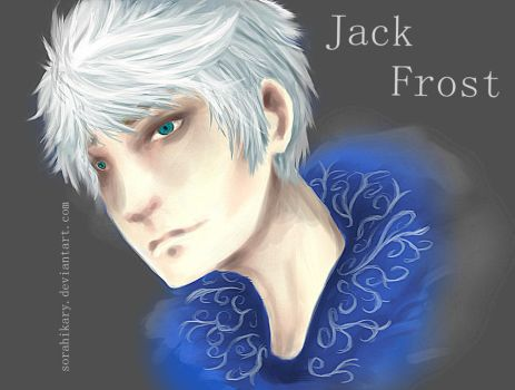 Fan Art Jack Frost by sorahikary