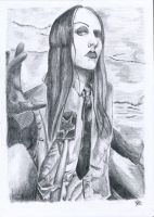 Joey from the Murderdolls by Sadly-heartless