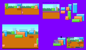 MLSS SMB3 Background Battle by PxlCobit