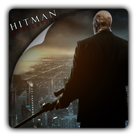 Hitman Absolution v2 icon by Themx141