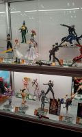 NYCC 2013 - Many Anime and Game Figurines by DestinyDecade
