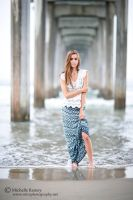 007 Rainy Day Pier by MichelleRamey