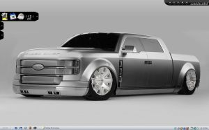 Ford Superchief by TechII