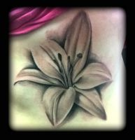 Lily by state-of-art-tattoo