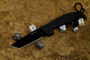 Play the dice. by Teuril