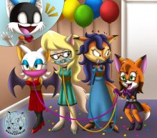 CE: More Party Guests by MangaFox156