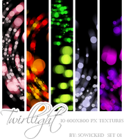 Twirllight TextureSet by SoWicked