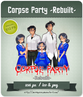 Corpse Party -Rebuilt- - RPG Icon by Darklephise