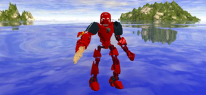 Tahu Remade by toamac