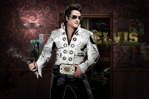 Elvis by Gait44