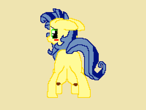 Pixel art Milky Way by Creepyadicto-73