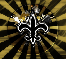 New Orleans Saints by SicklySuite