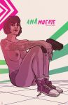 Ana Muerte Retro by mister-crab