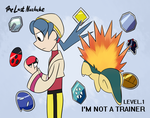 The Last Nuzlocke: Pokemon Crystal by NightingaleRB