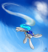 Commission - Fly Away P1 by Rattlesire