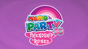 Mario Party 10 - MLP-FiM by snomasnayr