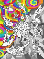 The Hemispheres of the Cerebral Cortex by mlvnsnmgl