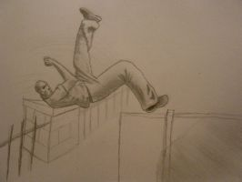 Parkour Action Lines by Ultimaodin