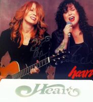Heart: Autographed! by CassieCros13