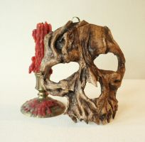 Spirit of the Haunted Woods by nondecaf