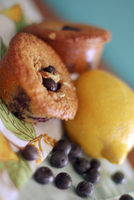Blueberry Lemon Muffins 2 by laurenjacob