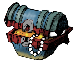 Trovalve, The Mollusk Pokemon by dodecagon