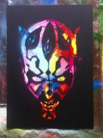 Darth Maul by jarbid