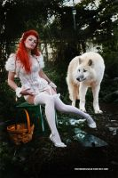 Lil Red Riding Hood by photoman356