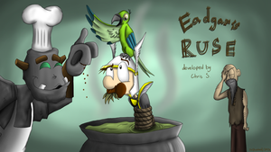 RS Quest Titlecard Series - Eadgar's Ruse by prezleek