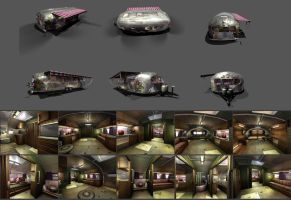 Streamliner Int Ext by mikemars