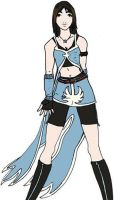 Redesign : Rinoa KH Style by bangbangboogie